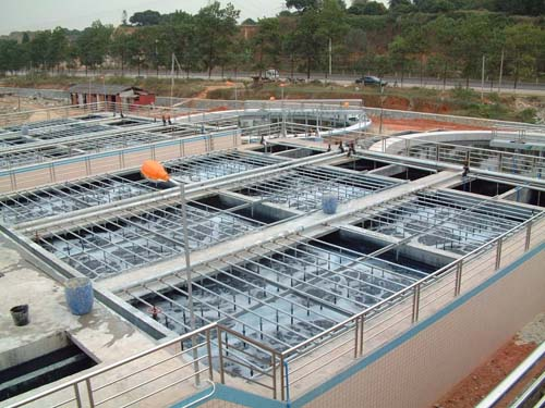 高 盐废水的形成及其处理技术进展