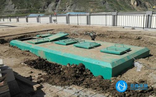 工业地埋式污水设备