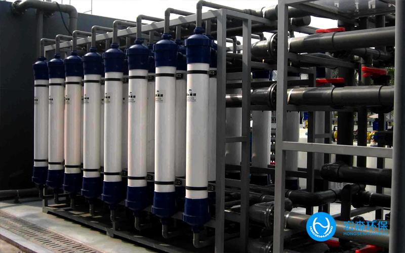 一体化工业中水回用设备